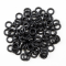 Max Keyboard Cherry MX Switch Keycap Rubber O-Rings Dampeners 50A (0.4mm Reduction 130 pcs)